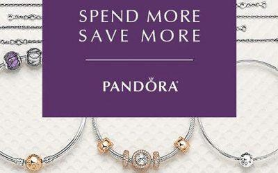 Pandora Savings Event
